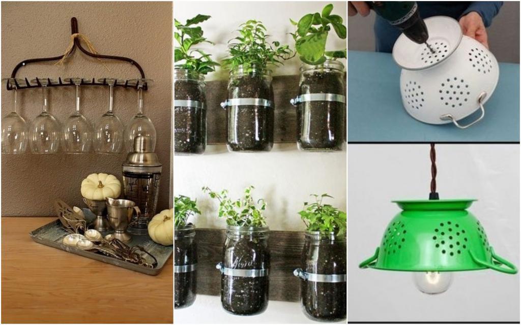 Pätnásť kreatívnych nápadov do kuchyne