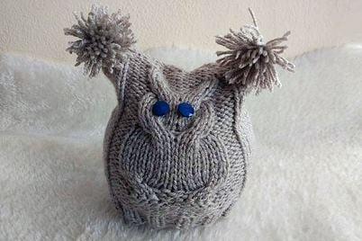 Postupy na pletené a háčkované čiapky pre bábätká a malé deti