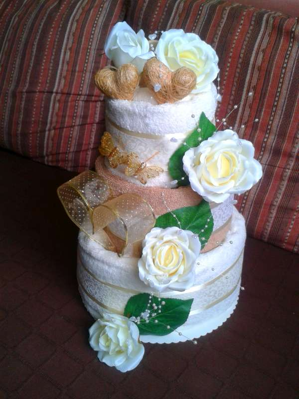 Uteráková svadobná torta   alialis