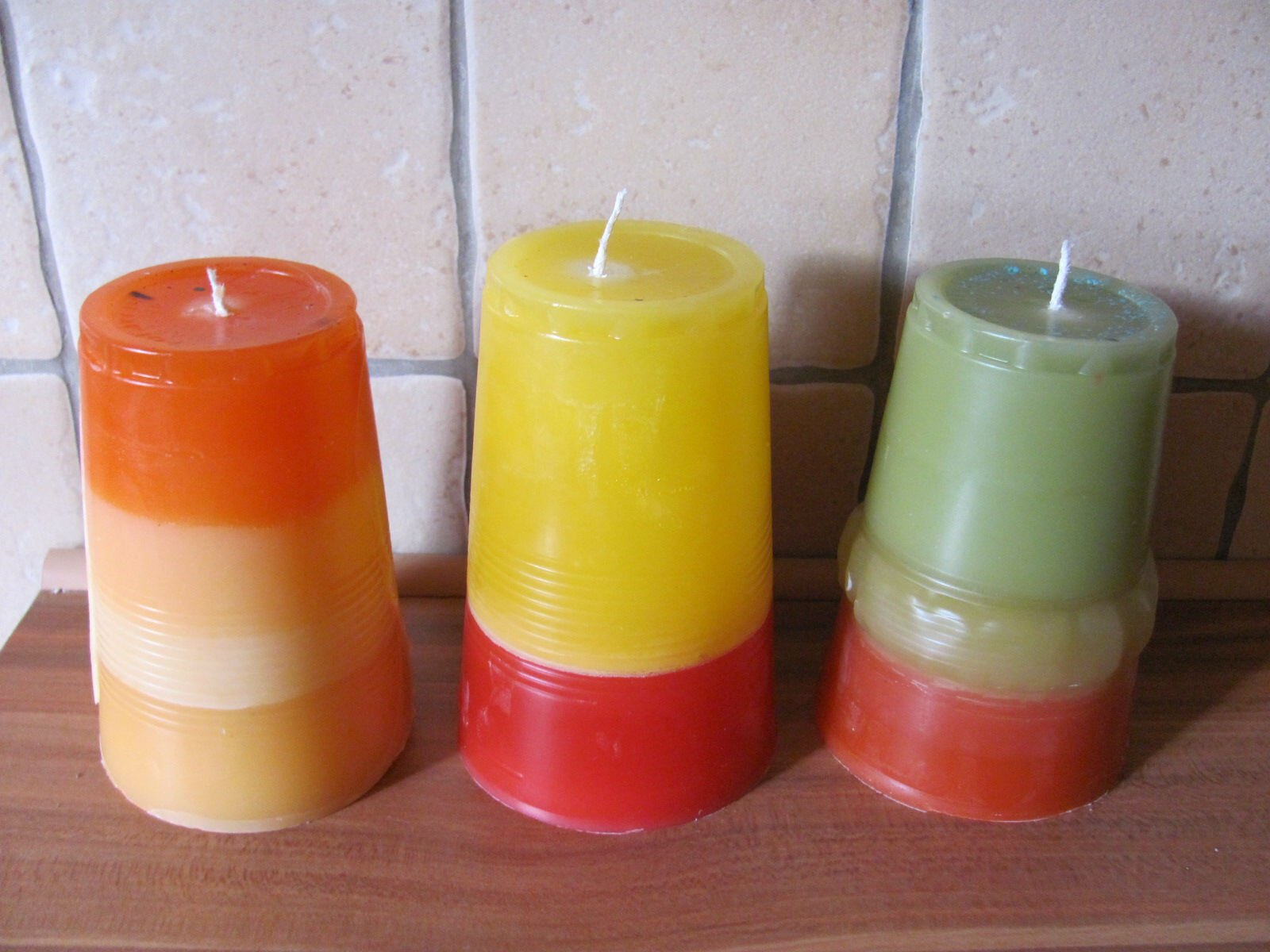 Nové sviečky zo starého vosku | grevka