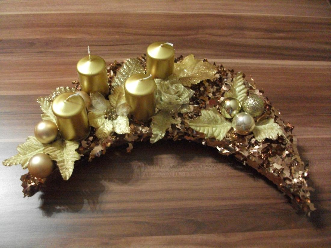 c8eab1d1c adventny veniec I., Vianočné ozdoby | Artmama.sk