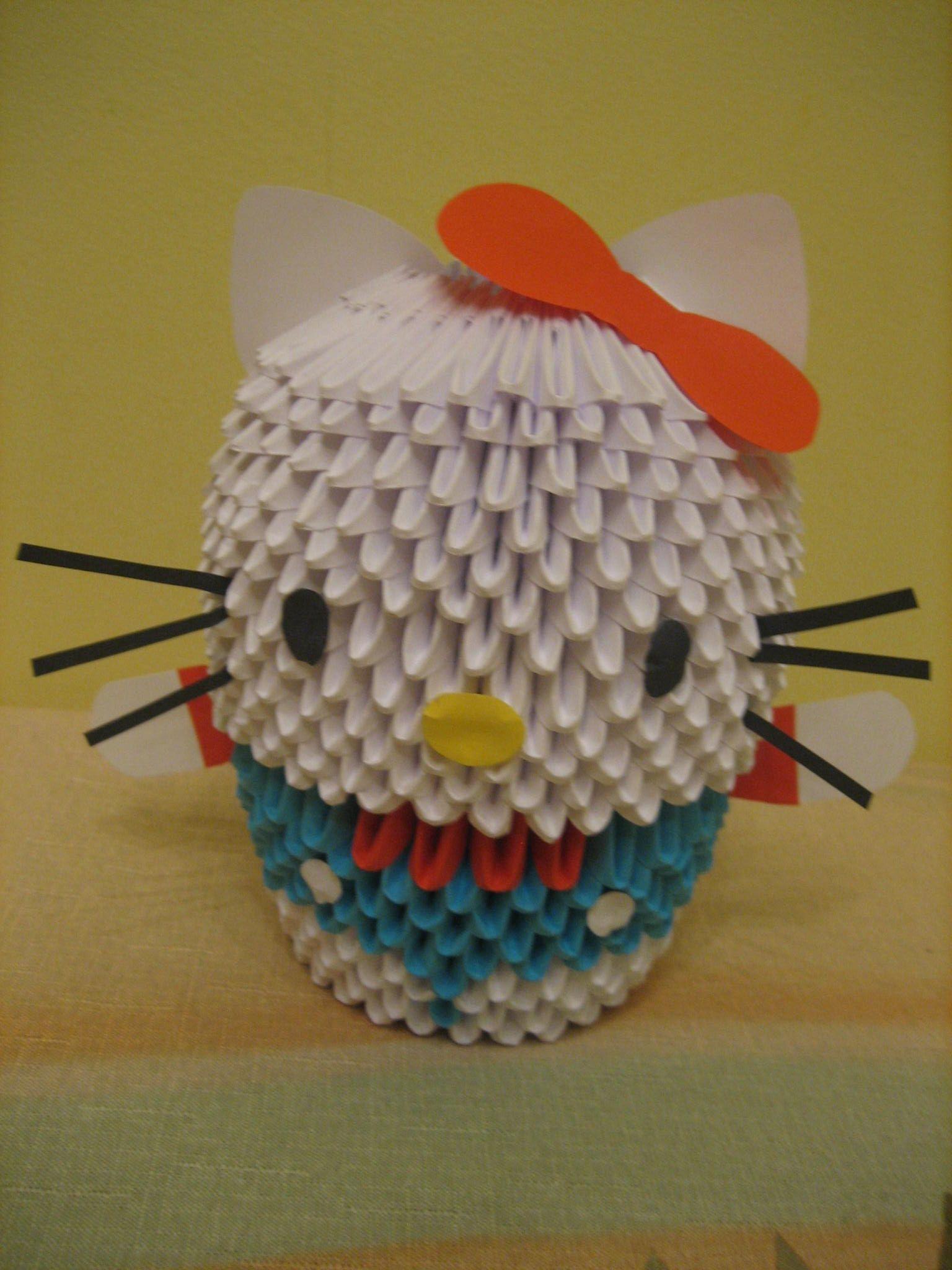 Hello kitty модульное схема