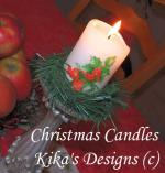 Vianočná sviečka
