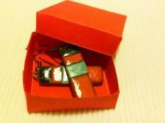 Ako vyrobiť krabičku za 5 minút - foto postup
