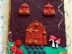 Čarovný vianočný darček pre školákov  - foto postup