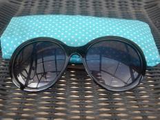 Obojstranné puzdro na okuliare - foto postup