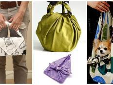 Čo je furoshiki? Spôsob ako bez šitia vytvoriť tašky, zabaliť darčeky a veľa iného - foto postup