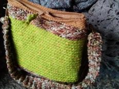 Háčkovaná kabelka pre rusalku - foto postup