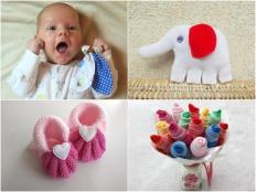 Čo darovať bábätku? Tipy na darčeky pre dieťatko - foto postup
