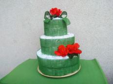 Plienková torta rýchlo a jednoducho - foto postup