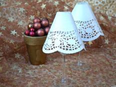 Lampička z kuchyne - foto postup