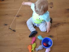 Rybačka - návod na hru pre deti - foto postup