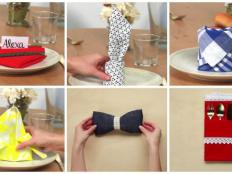 Video: tipy na stolovanie - foto postup