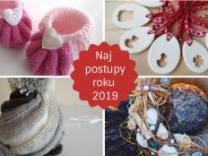 Najúspešnejšie postupy na Artmama.sk v roku 2019 - foto postup