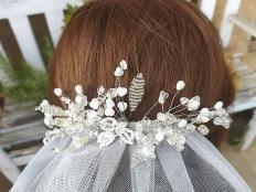 Ako vyrobiť svadobný závoj - foto postup