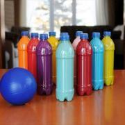 Pet fľaše - kolky