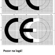 CE logo - EÚ a Čína