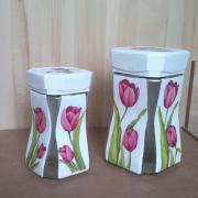 tulipánikové dózy