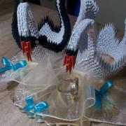 Svadobne labute