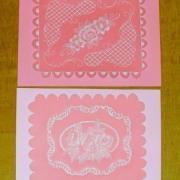 Ružové pergamano