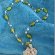 Dávidkov prvý ketlovaný náhrdelník