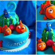 Nemo, Marvin a Dory