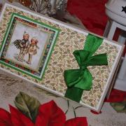 Obálka na darčekovú poukážku