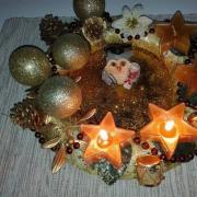 Naše spoločné vianočné stolovanie