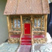 Takéto domčeky vyrábal môj starý otec