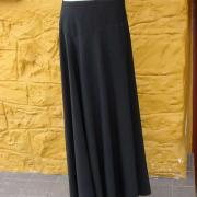 sukňa s asymetrickým sedlom na PD