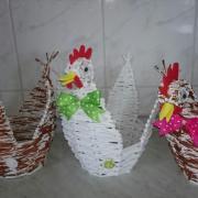 Veľkonočné sliepky