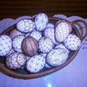 Drôtované vajíčka