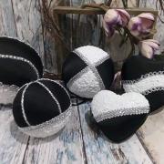 Vianoce bielo-čierne