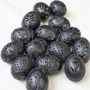 Čierne madeirové s tmavým voskom