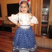 malá tanečnica :-)