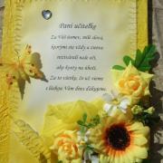 darčekový list