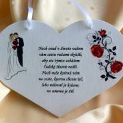 Čas svadieb a promócii.....