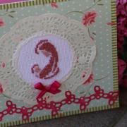 Ružová pohľadnica