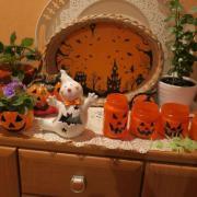 kúsok našej halloweenskej výzdoby