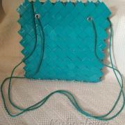 Tyrkysová kabelka