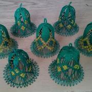 Zelené zvončeky
