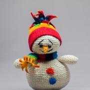 znovu snehuliak