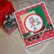 Pohľadnica k Vianociam