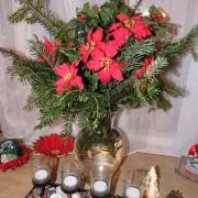 Vianočná kytica