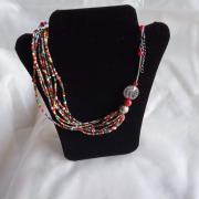 Moje atypické náhrdelníky