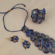 Drôtovaná kravata... autorský dizajn