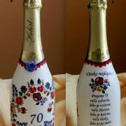 Šampanské k narodeninám