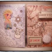 Novoročné pohľadnice