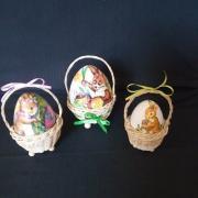 Vajká v košíkoch