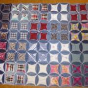 Rifľový quilt